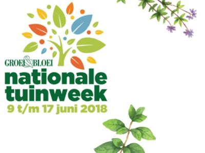 Nationale Tuinweek 2018