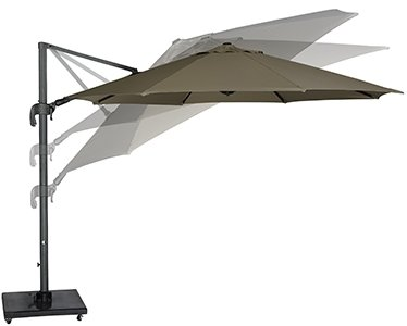 parasol kopen nabij den haag assortiment tuincentrum. Black Bedroom Furniture Sets. Home Design Ideas